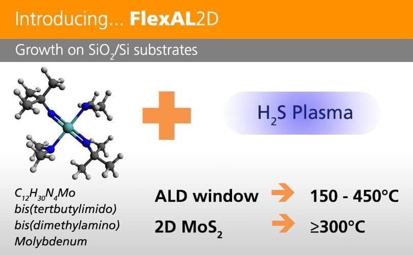 FlexAL2D for ALD 2D Materials