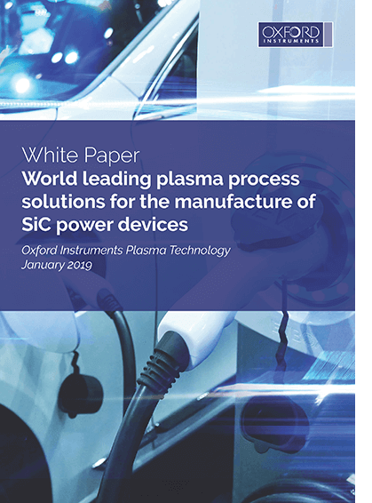 SiC Power Device White Paper front cover