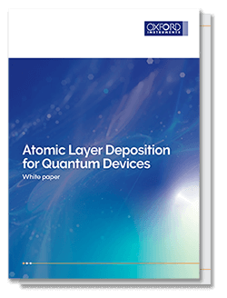 ALD for Quantum White Paper