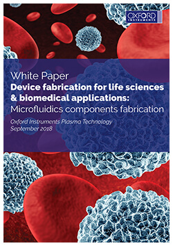 BioMEMS Device Fabrication White Paper Cover